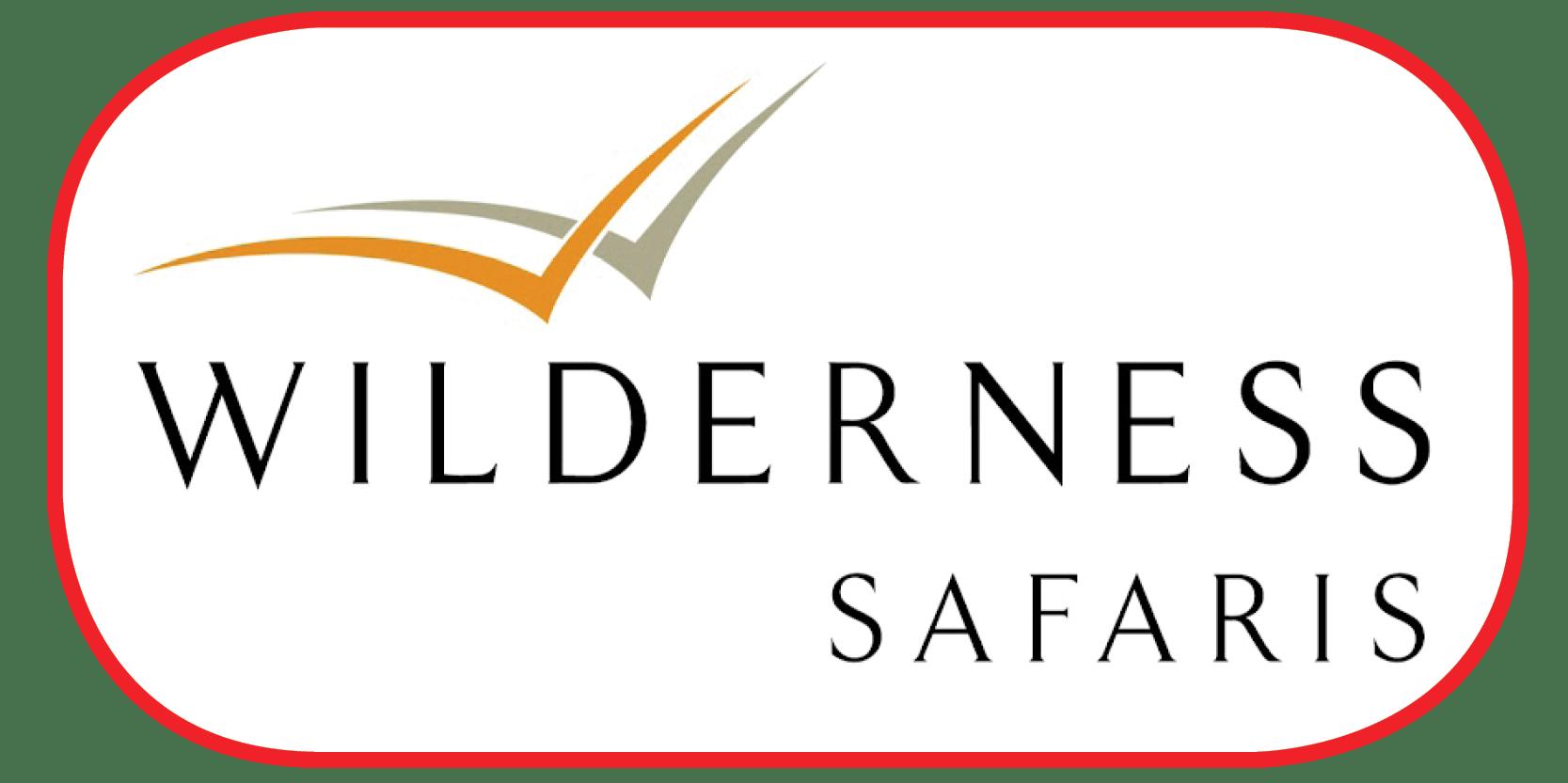 Wilderness Safaris design for testimonials logos